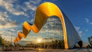 Гимнастическа зала в Москва спечели наградата за най-доброто спортно и културно съоръжение на годината