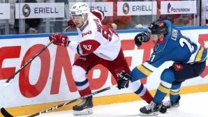 43-а играчи от Континенталната хокейна лига са заразени с коронавирус