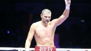 Тервел Пулев отрече, че ще се бие на 3 октомври