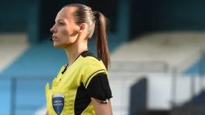 За първи път жени ръководиха мачове от турнира Копа Либертадорес