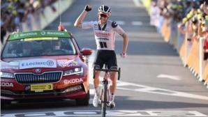 "Сьорен Крах Андерсен постигна втора етапна победа в ""Тур дьо Франс"""
