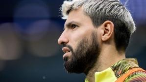 Агуеро вероятно няма да може да играе за Ман Сити до ноември