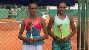 Денислава Глушкова с втора титла на турнира в София