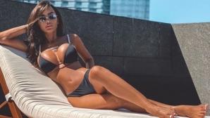 Биляна Дол показа секси тяло от Турция
