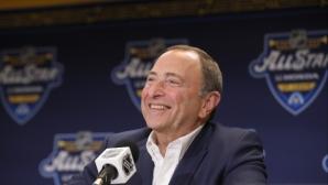 Комисарят на НХЛ очаква пълен сезон и традиционни плейофи
