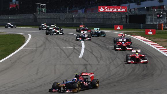 Позволиха присъствието на публика във Формула 1 за Гран При на Германия