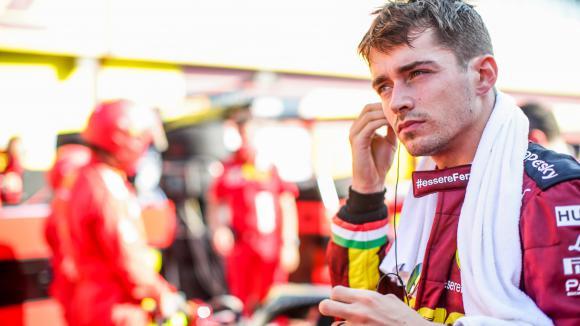 Леклер: Тежкият период във Ферари ми помогна да...