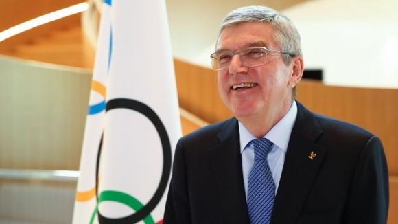Томас Бах: Все още не знаем как ще повлияе ваксината, но завръщането на спорта е окуражаващо