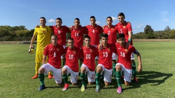 Юношите до 16 победиха Черна гора на турнира в Хърватия