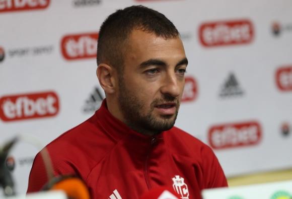 Дани Младенов: Трябва да се вдигнем след загубата от...