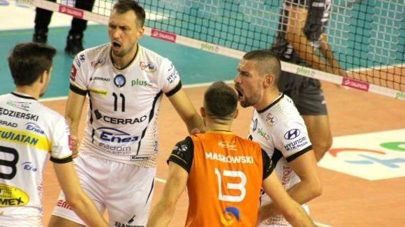 Виктор Йосифов с 6 точки, Радом с тежка загуба в Полша...