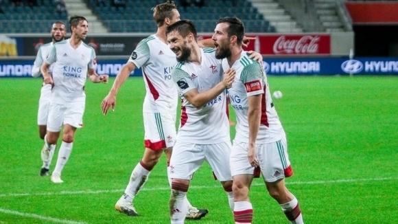 Малинов и компания изненадаха Гент