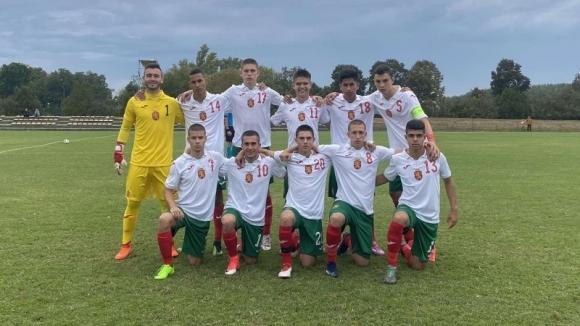 Юношите до 16 години ще спорят с Босна за пето място на...