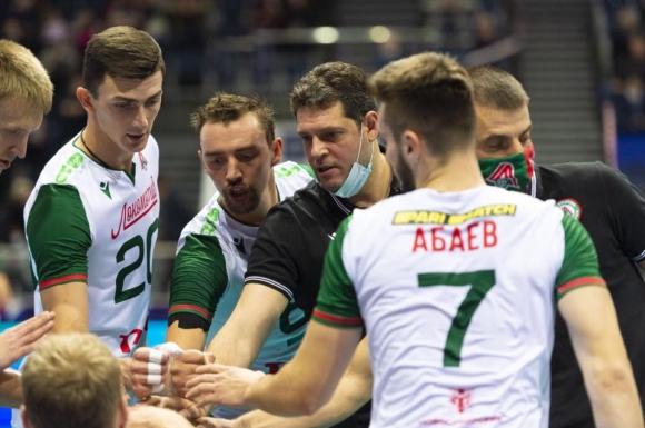 Пламен Константинов и Локомотив (Новосибирск) стартираха по шампионски (снимки)