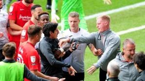 ФА започва разследване срещу треньора на Суонзи