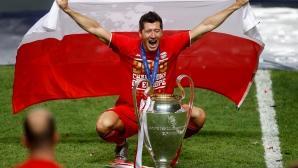 Левандовски е получил почивка и ще бъде готов за Суперкупата на Европа