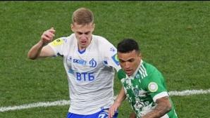 Динамо нанесе трета поредна загуба на Ахмат (видео)