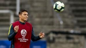 Тиаго Силва мотивиран да играе и на следващия Мондиал