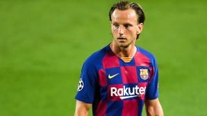 Ракитич сложи край на кариерата си в националния отбор на Хърватия