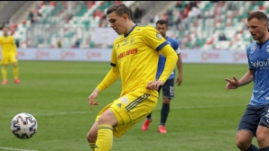 Изтеглиха дербито в Беларус заради мача на Динамо (Брест) с Лудогорец
