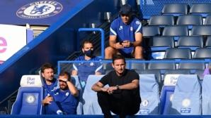 Лампард потвърди за новия вратар на Челси