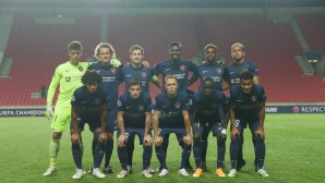 Мидтиланд без Краев удържа 0:0 срещу Славия в Прага