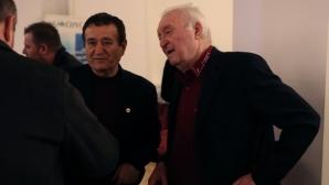 Канят Петър Жеков в щаба на ЦСКА-София