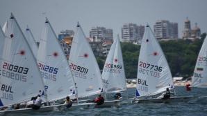 Във Варна започна подготовката на Европейска купа по ветроходство