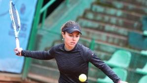"""Томова не загуби сет в първия си мач от квалификациите на """"Ролан Гарос"""""""