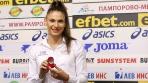 Габриела Петрова е Спортист №1 за месец август