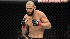 Хамзат Чимаев: Никой от топ 10 не иска да се бие с мен