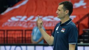 """Зоран Терзич за казуса """"Варгас"""": Надяваме се на положителен отговор от FIVB"""
