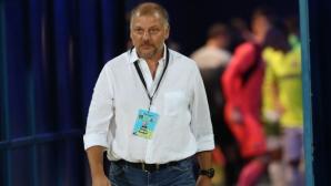 Петко Петков: Ще опитаме най-после да вземем точки