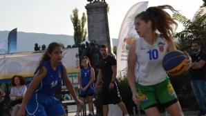 40 отбора участваха в Градското първенство 3х3 в София