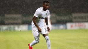 Повикаха Чибота в националния отбор на Конго