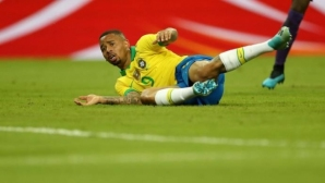 Ман Сити и Бразилия няма да могат да разчитат на Жезус