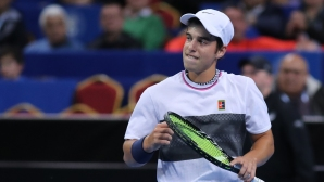 Датчанин спря Андреев в Испания