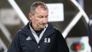 Стамен Белчев: На практика ние си вкарахме двата гола