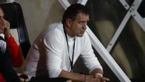 Акрапович: Провокирахме противника да прави грешки, доволен съм от момчетата
