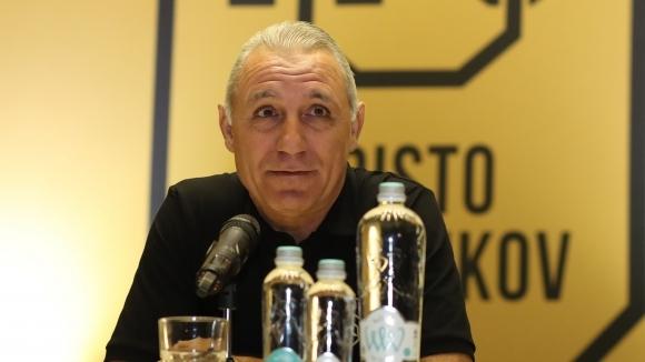 Стоичков представи своята марка и каза: Правя всичко...