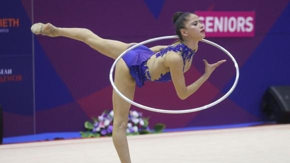 ЕП по художествена гимнастика ще има, но няма да е...