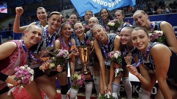 Динамо Ак-Барс (Казан) спечели Суперкупата на Русия