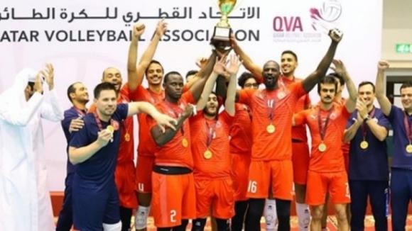 Ал Араби спечели Купата на Катарската лига, Розалин...