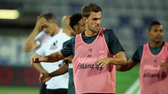 Защитник на Ювентус може да замине за Испания