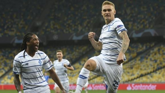 Динамо (Киев) отново надигра Гент и се класира за...