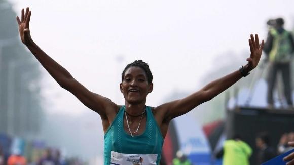 Етиопска атлетка няма да бяга на маратона на Лондон след положителен тест за COVID-19