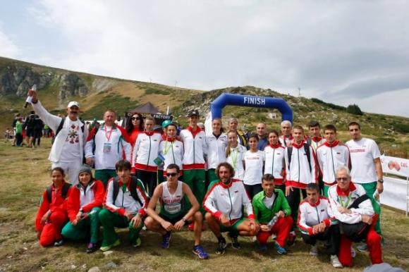 Националният шампионат по планинско бягане ще се проведе на 14 октомври