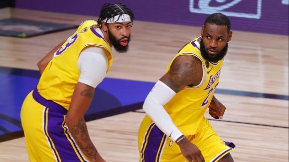 Очаквайте на живо: Маями Хийт - ЛА Лейкърс, мач №1 от Финалите на НБА