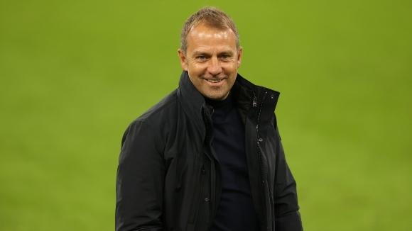 Ханзи Флик е треньорът на сезона