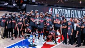 Маями довърши Бостън и ще спори за титлата с ЛА Лейкърс (видео)